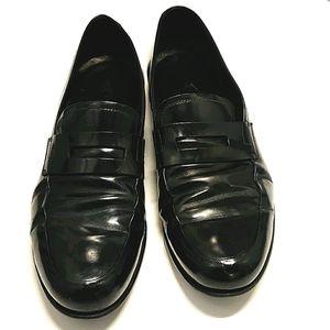 Prada Men's Black Loafers